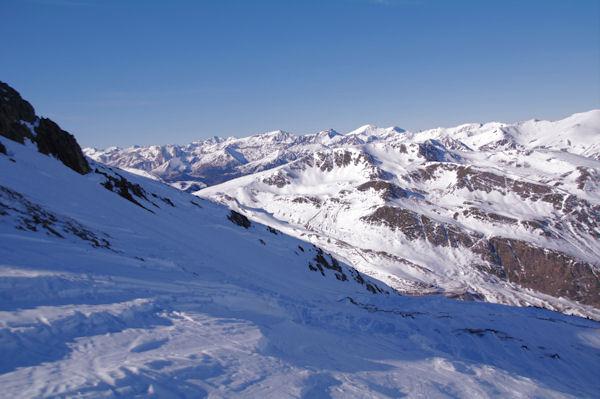Les sommets Andorrants