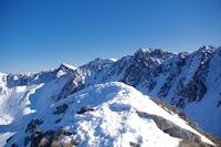 Le sommet du Pic dels Pedrons