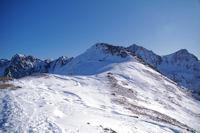Le Pic dels Pedrons, du moins le premier sommet