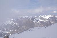 Le vallon d'Engorgs depuis le sommet secondaire du Puig de Campcardos