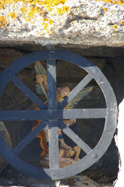 Sant Miquel terrassant un démon