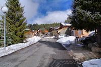 Rue du Domaine de la Soulane à Pyrénées 2000