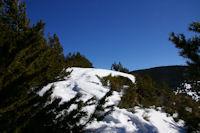 Le sommet du Puig d'Estaques est en vue!