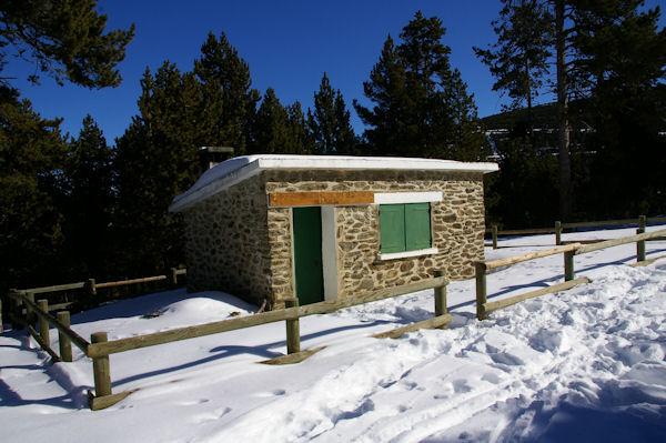 Le refuge pastoral de Ste Léocardie