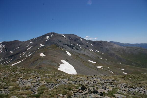 Le chemin est tracé pour aller au Puigmal d_Err