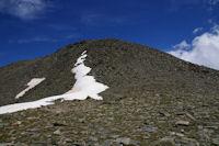 Le sommet du Puigmal d'Err nous tend les bras