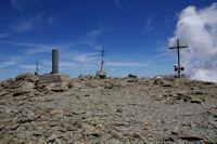 Le sommet du Puigmal d'Err, pas de doute, on est en Catalogne!