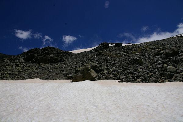 La crête Ouest du Puigmal d_Err