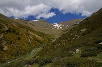 Le vallon de la Ribera d'Err