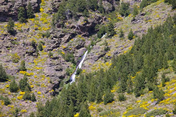 Les cascades du Rec de Coma Dolça