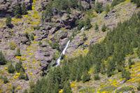 Les cascades du Rec de Coma Dolca