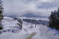 Sur le chemin du Coll de Rigat