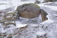 Le dolmen de Lou Pou