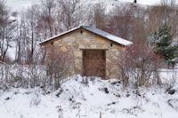 Une cabane sous la Coma d_Enlla