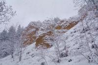 Contraste dans le vallon du Torrent dels Andius
