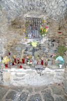 Offrandes dans la Capella de Sant Barnabeu