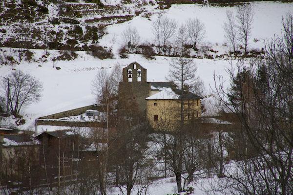 L_église de Valcebollère