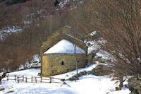 La chapelle de Sant Marti d'Envalls