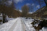 Le chemin a El Riberal