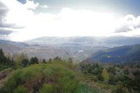 La vallee de Font Romeu depuis le Pla de Llauro