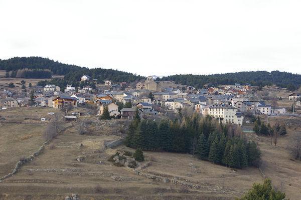 La Llagonne depuis El Cortal