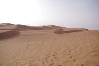 Les dunes de Bogarn