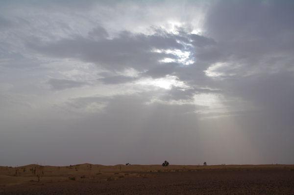 Rayon de soleil sur l_Oued en Naam