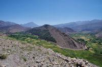 La vallee inferieure des Ait Bouguemez