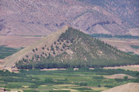 La pyramide du Marabout Sidi Shita