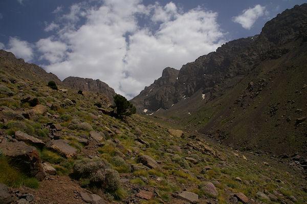 Le fond de la vallée d&#39Azaden