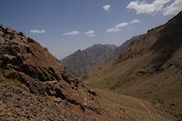 La vallee d'Imlil