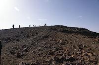 Le dome final pour arriver au sommet du Toubkal