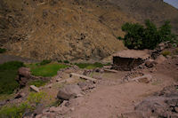 Refuge Toubkal - Amred