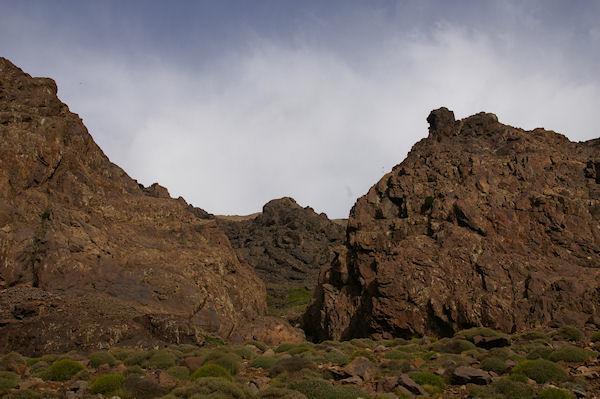 La roche rouge de l&#39Aguelzim
