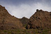 La roche rouge de l'Aguelzim
