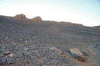 Belle crête calcaire
