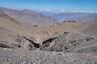 Le vallon d_Oulilimt sous la crête Nord du M_Goun