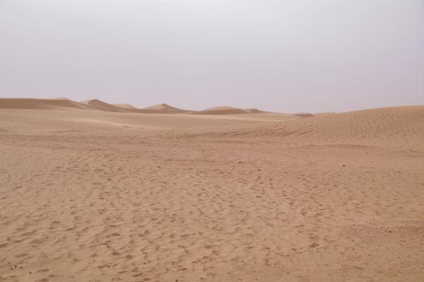 Les dunes de Mosmo