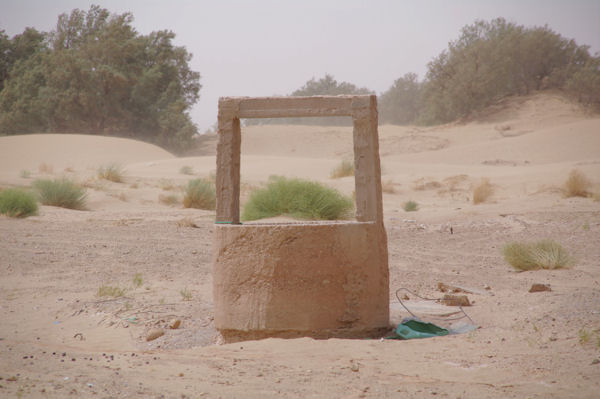 Un autre puit dans l_Oued el Atach