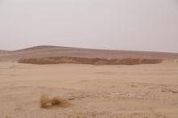 L'Oued el Atach en descendant vers l'Erg Smar