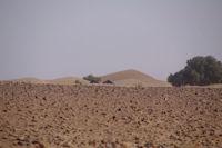 L'Erg Smar et sa dune dominante