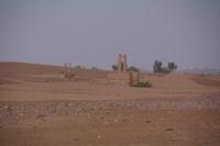 Deux puits au bord du Draa