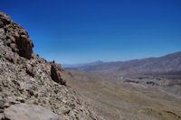 La vallee inferieure de l'Assif Anougr Saln