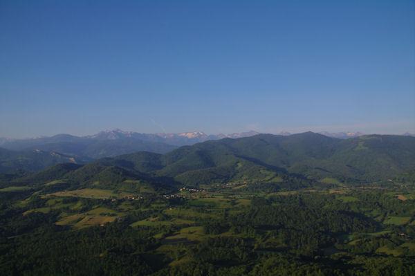 Les Pyrénées Ariègeoises du Mont Valier au Mail de Bulard en passant par le Pic de Maubermé et le Pic de Crabère