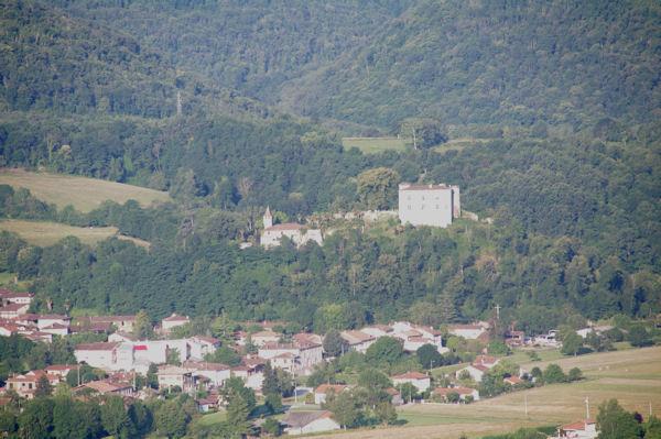 Le château de Prat Bonrepaux