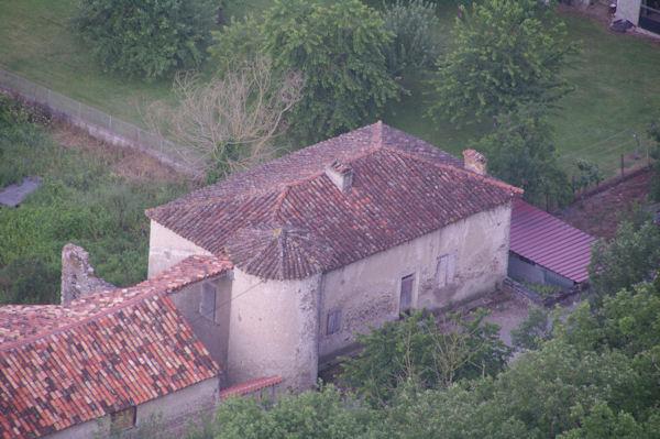 Une vieille maison à Bonrepaux