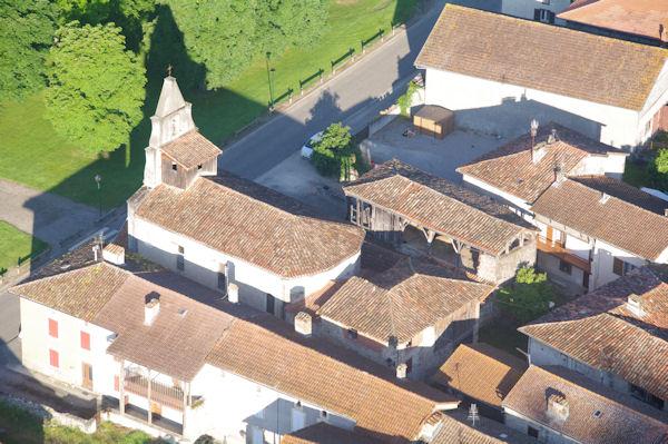 L_église de Bonrepaux