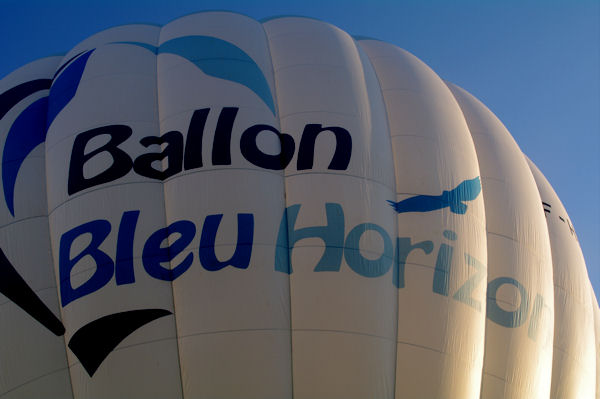 Ballon Bleu Horizon
