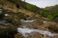Le ruisseau de Fontarech