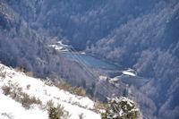 Le barrage de Riete